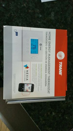 TRANE Automated Thermostat (Nest like) for Sale in Centreville, VA