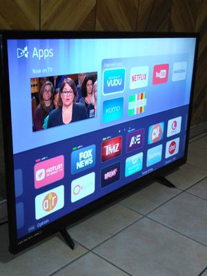 "50"" Smart TV for Sale in Fullerton, PA"