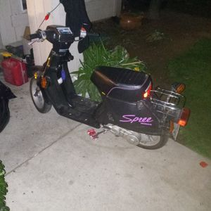 86 Honda Spree for Sale in Fresno, CA