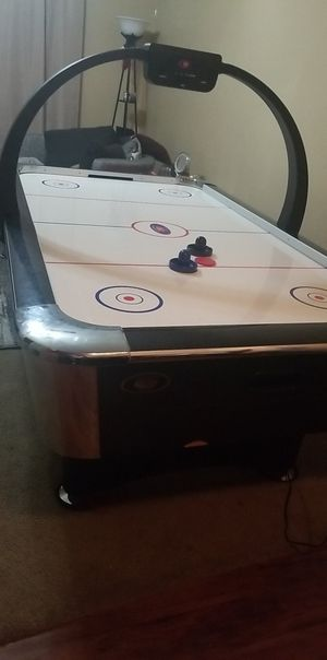 Air Hockey Table (Jc Tournament pro) for Sale in Sun City, TX
