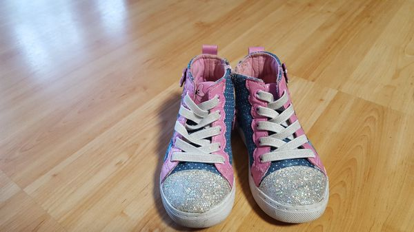 shoes for 4 years baby girl