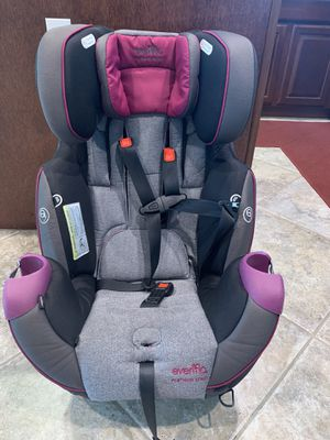 Evenflo Symphony 65 Carseat for Sale in Chandler, AZ