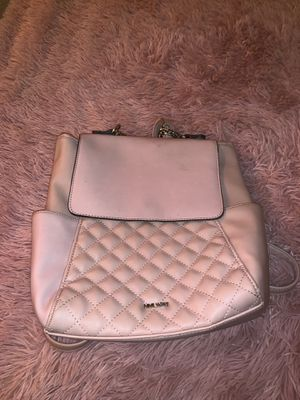 Nine West pink backpack for Sale in National City, CA