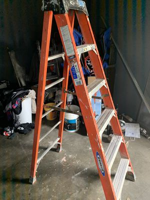 6' Werner Ladder purchased in 2018 works perfectly for Sale in Norwalk, CA