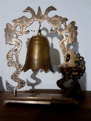 Vintage Brass Bell for Sale in Las Vegas, NV