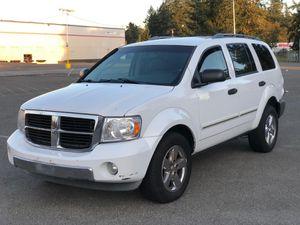 2007 Dodge Durango for Sale in Lakewood, WA