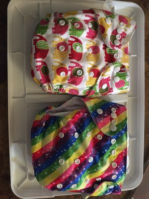 Cloth Diapers for Sale in San Diego, CA
