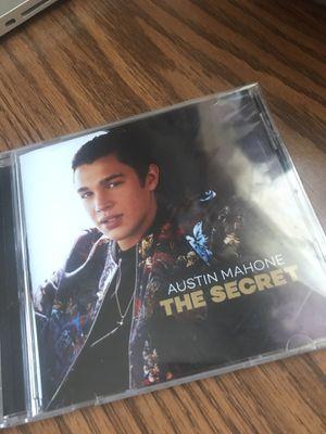 Austin Mahone - The Secret for Sale in University Place, WA