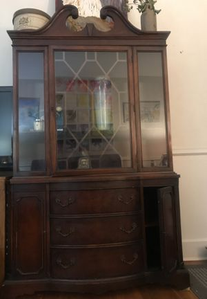 Antique China Hutch for Sale in Baltimore, MD