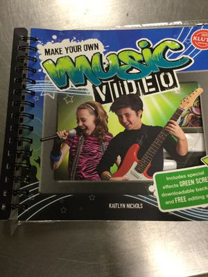 Make your own music video for Sale in Matawan, NJ