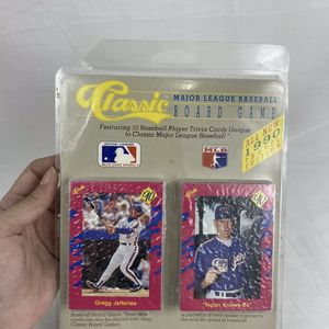 1990 Classic MLB Board Game Nolan Ryan Travel Edition Baseball Trivia Game Pink for Sale in Peoria, IL