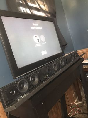 Vizio home theater system 5:1 for Sale in Sioux City, IA
