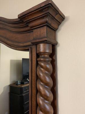 """Wooden Mirror 48""""x44""""H x5"""" for Sale in Miramar, FL"""