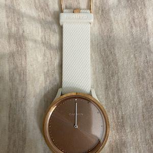 Garmin Vivomove HR Smart Watch (Rose Gold) for Sale in Los Angeles, CA