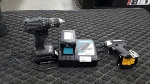Makita Brushless Drill Driver combo for Sale in Humble, TX