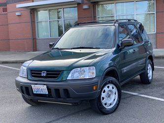 2001 Honda CR-V AWD for Sale in Lakewood,  WA