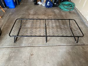 Spring bed frame for Sale in Bothell, WA