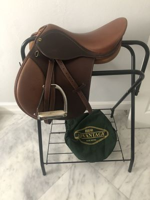 "HDR Advantage saddle 16"" for Sale in Fort Lauderdale, FL"