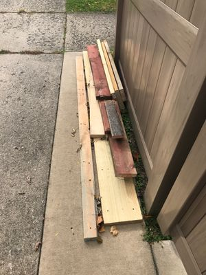 FREE wood, 2x6, 2x8 etc for Sale in Oakbrook Terrace, IL