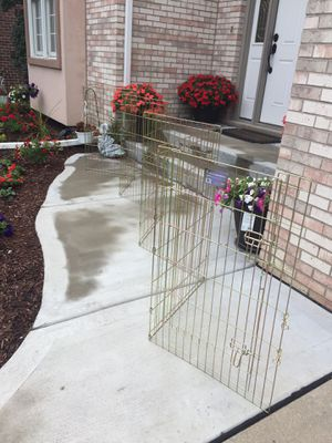 16 ft metal gate for Sale in Downers Grove, IL