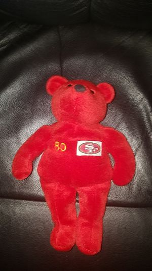 Jerry Rice Beanie Baby for Sale in Fresno, CA