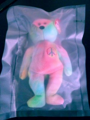 Beanie Baby Ty luck bear for Sale in Lakewood, CO
