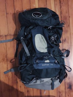 Osprey Aether 70 Backpack for Sale in San Francisco, CA