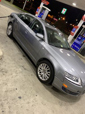 Audi A6 2007 Clean title fresh car for Sale in Oxon Hill, MD