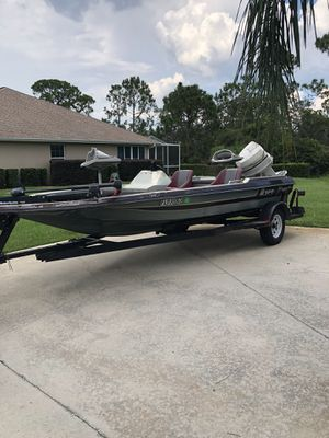 Bass boat for sale or trade for Sale in Sebring, FL