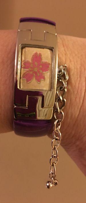 Handmade watch bracelet for Sale in Perry, GA