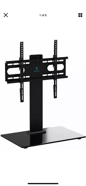 PERLESMITH Universal TV Stand - for 37-55 inch LCD LED TVs - VESA 400x400mm for Sale in Mt. Juliet, TN