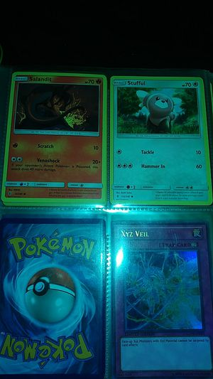 Yugioh and pokemon first edition cards for Sale in Austin, TX