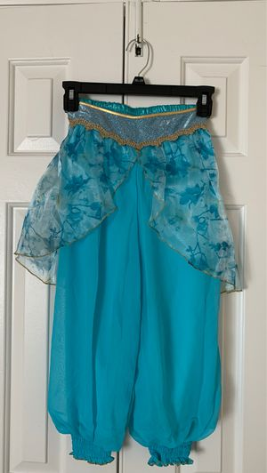 Princess jasmine costume/trousers/pants only size 5/6/ new for Sale in Boca Raton, FL
