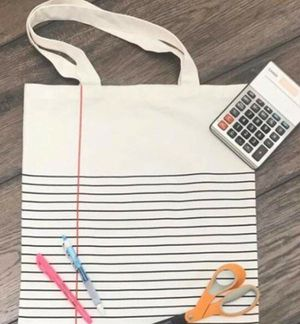 Custom notebook tote bag for Sale in Houston, TX