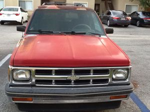 Chevy blazer S10 1994 for Sale in Kissimmee, FL