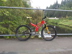 2001 Giant DS/1 for Sale in Bothell, WA