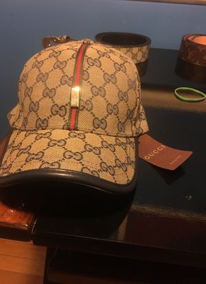 Brand new Gucci hat fits all sizes for Sale in Alexandria, VA