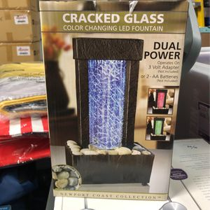Color Changing Led fountain for Sale in Las Vegas, NV