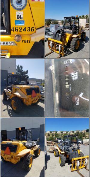 4500# reach forklift for sale. 2013 JCB 520-50 for Sale in Vista, CA