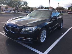 2015 BMW 740LI for Sale in Hawthorne, CA