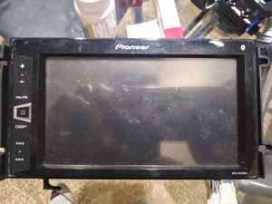 Pioneer Double-Din Bluetooth backup camera for Sale in Baltimore, MD