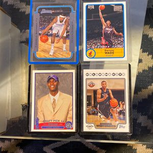 4 Basketball Cards for Sale in Gilroy, CA