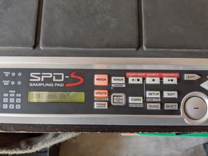 Roland SPD-S Sampler Pad for Sale in Huntington Beach, CA