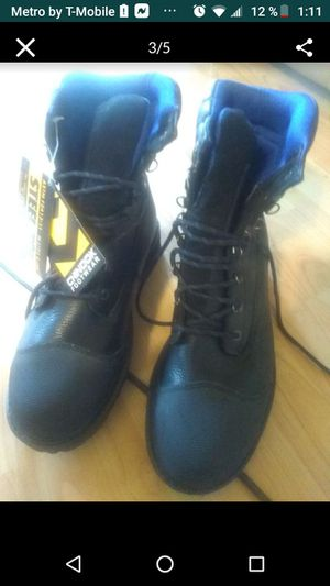 Boots for men's for Sale in Puyallup, WA