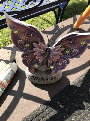 Outdoor butterfly deco for Sale in Los Angeles, CA