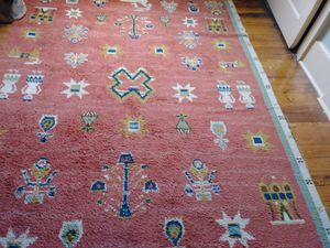 Hand woven Native rug for Sale in S CHESTERFLD, VA