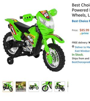 Kids Motor Bike for Sale for sale  Princeton, NJ