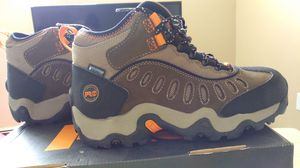 Timberland PRO Mudslinger Mid Steel Toe Waterproof Boots Size 8 Only for Sale in Aurora, CO