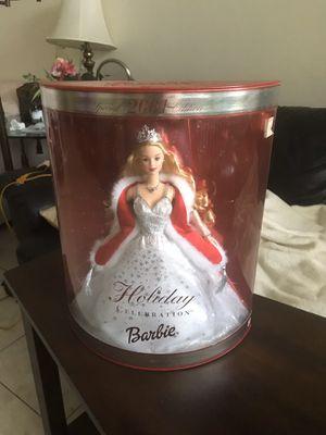 2001 Barbie holiday celebration for Sale in Fort Lauderdale, FL