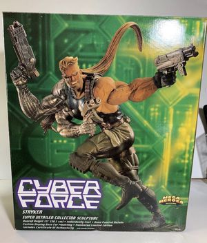 CYBER FORCE STATUE for Sale in Arlington, TX